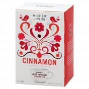 Higher Living Organic Cinnamon Tea 15 per pack