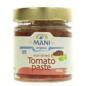 Mani Blaeuel | Og Sun Dried Tomato Paste | 2 x 180g