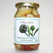 Organico | Artichoke Hearts - og | 6 x 190g