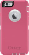 OtterBox DEFENDER iPhone 6/6s Case - Retail Packaging - HIBISCUS FROST