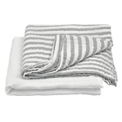 green sprouts Muslin Swaddle Blanket Organic Cotton
