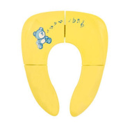 Baby toddlers folding travel potty seat toilet trainer portable training seat