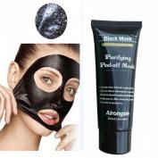 kaiCran Deep Cleansing Peel Off Black Mud Face Mask