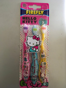 Firefly Hello Kitty Toothbrushes