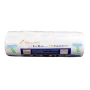 MagiDeal Salon Beauty Barbers Disposable Neck Ruffle Roll Paper Strip Tissue for Shaving Moulding Facials Haircuts