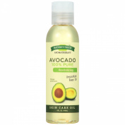 Nature's Truth Aromatherapy 100% Pure Avocado Unscented Base Oil, 120ml