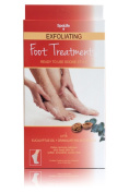 My Spa Life Foot Treatment, Eucalyptus Oil and Exfoliating Walnut Shells, 2 Ct
