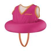 SwimSchool Deluxe Tot Trainer with Satefty Strap, Pink