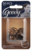 GOODY - Ouchless Elastic Brunette - 12 Count