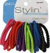 SHALOM - Stylin' Ponyholders - 24 Pack