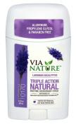 Via Nature Deodorant - Stick - Lavender Eucalyptus - 70ml