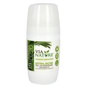 Via Nature Deodorant - Roll On - Frangrance Free - 70ml