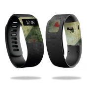 Skin Decal Wrap for Fitbit Charge cover sticker skins Aces