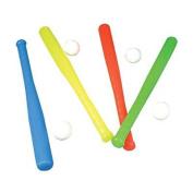 plastic baseball play sets