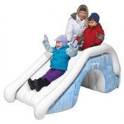 Aqua Leisure Pipeline Igloo Snow Slide and Play Tunnel