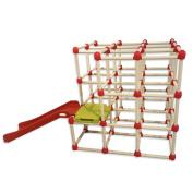 Lil Monkey Cube Climb and Slide Set