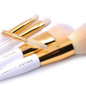 BM Goddess Sceptre Makeup Brushes Premium Makeup Brush Set Synthetic Kabuki Cosmetics Foundation Blending Blush Eyeliner Face Powder Brush Makeup Brush Kit