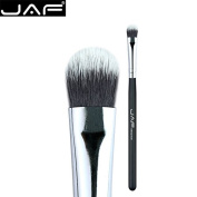 JAF Small Shader Brush - Multipurpose Makeup Brushes Professional Eco-friendly, Synthetic Hair, Mixed Cream, Liquid, Perfect Concealer Your Eyes, Master Quality.06SSY-B