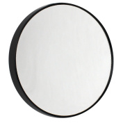 10X Round Magnifying Makeup Vanity Mirror Detachable With Suction Cups by bogo Brands