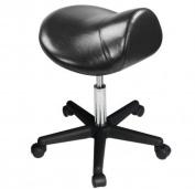 Best Massage Ergonomic Swivel Saddle Stool, Posture Chair with a Durable Pneumatic Hydraulic Lift