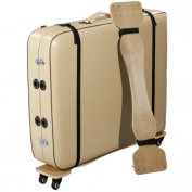 Best Massage EasyGo Universal Wheeled Table Cart - Save your back & shoulders with This EASY Table Cart!