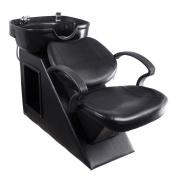 New Backwash Barber Shampoo Chair Bowl Sink Unit Station Spa Salon Beauty Equipment