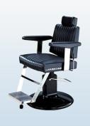 Takara Belmont Dainty Black Barber Chair #405