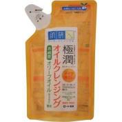 Roto Hada Labo Gokujun | Facial Cleansers | Oil Cleansing Refill 180ml by Rohto