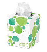 Seventh Generation, Facial Tissue Cube 2-ply 85 count roll by Seventh Generation
