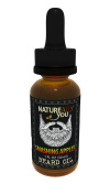 NATUREALLY YOU© - Beard Oil - Smashing Apples - (30ml) - Moisturise Skin, Stimulate Growth, Make Hair Softer, Smooth, No Left Over Residue, Eliminate Itchy Skin, Treat Split Ends