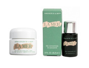 La Mer 2 Piece Travel/Trial Set-Concentrate and Soft Cream