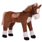 Rockin' Rider Mocha Stable Horse