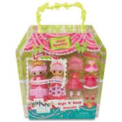Mini Lalaloopsy Doll, Princess Jewel