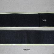 1yard Self adhesive hook and loop sew on FASTENER TAPE 50mm