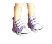 Canvas Shoes 5cm Toy for America Girls Doll Sneakers