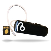 OHURA Mini Audio Bible Player - In-Ear Electronic Bible Traveller - Narrated NRSV New Testament - Hands-Free Sports MP3 Player