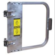 PS DOORS LSG-21-ALU Safety Gate, 19-3/4 to 60cm , Alum
