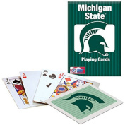Officially Licenced NCAA Michigan State Playing Cards