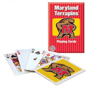 Officially Licenced NCAA Maryland Playing Cards