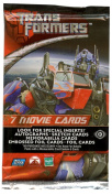 Topps Transformers Movie Trading Cards Pack