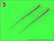 Master Model 1:72 Machined Metal Gloster Javelin Pitot Tubes #AM72079