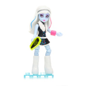 Mega Construx Monster High Ghouls Skullection III Abbey Doll