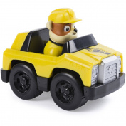 Paw Patrol Rescue Racer, Rubble