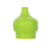 Culater® 1PC Silicone Sippy Lid For Kids Make Most Cups a Sippy Cup Leak Proof