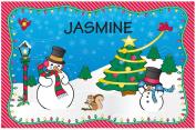 Christmas Placemat - Jasmine