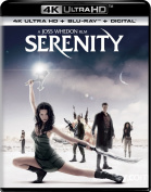 Serenity (4K UHD/Blu-ray/UV) [Region B] [Blu-ray]