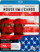 House of Cards: Season 5 [Region B] [Blu-ray]