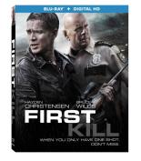 First Kill [Region B] [Blu-ray]