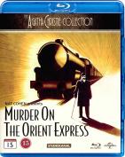 Murder on the Orient Express  [Region B] [Blu-ray]