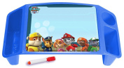 PAW PATROL ERASABLE ACTIVITY TRAYS WITH 1 MARKER